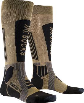 X-Socks HELIXX GOLD 4.0. Chausettes de ski Hommes Beige