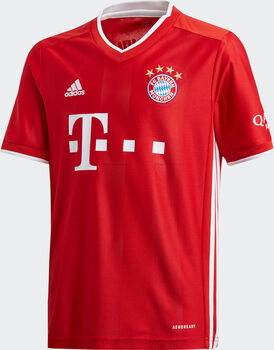 adidas FC Bayern München 20/21 Home Fussballtrikot Rot