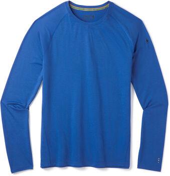 Smartwool Merino 150  Shirt de function long Hommes Bleu