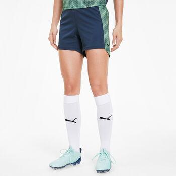 Puma ftblNXT Short de football Femmes Bleu