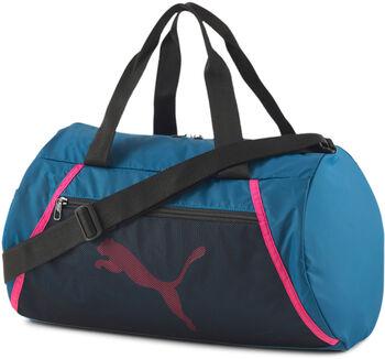 Puma Essentials Barrel Trainingstasche Damen Blau