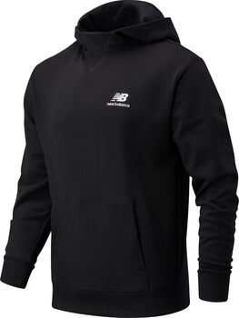 New Balance Athletics Village Fleece Hoody Hommes Noir