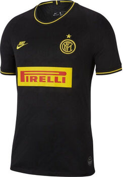 Nike Inter Milan Breathe Stadium 3R Fussballtrikot Schwarz
