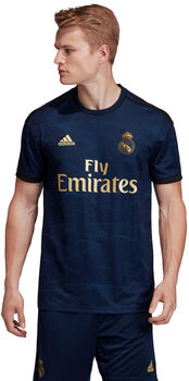ADIDAS Real Madrid Away Fussballtrikot Herren Blau