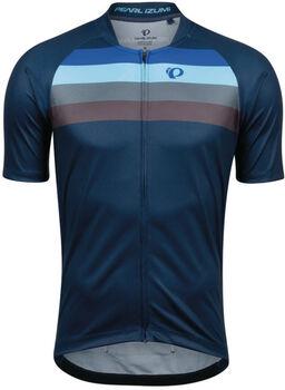 PEARL iZUMi Canyon Graphic Shirt de vélo Hommes Bleu