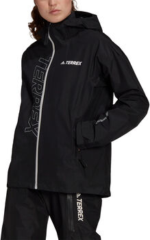 adidas TERREX GORE-TEX Paclite veste de pluie Femmes Noir