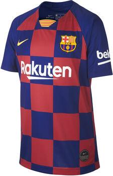 Nike FC Barcelona 19/20 Stadium Home B Fussballtrikot Blau