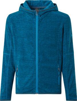 McKINLEY Choco III blouson en laine polaire  Garçons Bleu
