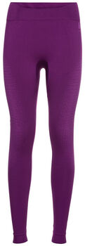 Odlo PERFORMANCE WARM ECO Funktionshosen lang Damen Violett