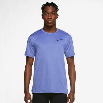 Nike Pro Dri-FIT Fitnessshirt Herren Blau