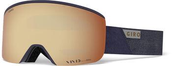 Giro Axis Vivid Skibrille Blau