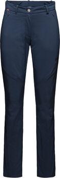 MAMMUT Hiking Pantalon de marche Femmes Bleu