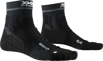 X-Socks MARATHON Laufsocken Herren Schwarz