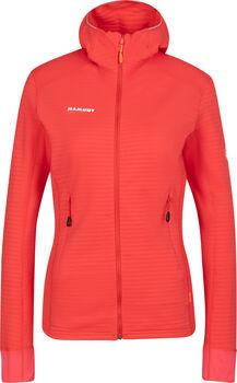MAMMUT Aconcagua Light Midlayer Hooded Jacke Damen Pink