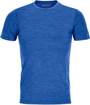 ORTOVOX 120 COOL TEC CLEAN T-Shirt Herren Blau