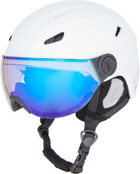 TECNOPRO Pulse HS-016 Visor Photochromic Revo Skihelm Weiss