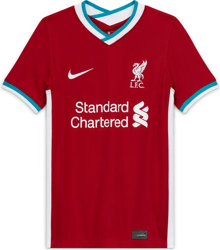 FC Liverpool 20/21 Stadium Home maillot de football