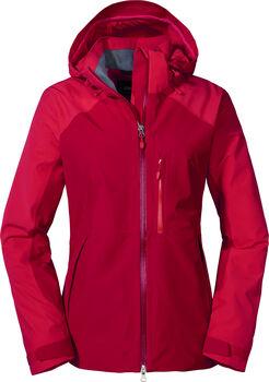 SCHÖFFEL Padon veste en duvet  Femmes Rouge