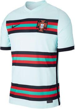 Nike Portugal 2020 Stadium Away Fussballtrikot Herren Blau