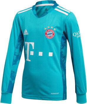 adidas FC Bayern München Torwarttrikot Blau
