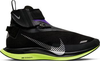 Nike ZOOM PEGASUS TURBIO Shield WP Laufschuh Damen Schwarz