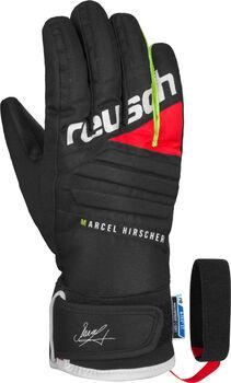 Reusch Marcel Hirscher r-tex XT JR. Gants de ski Garçons Rouge