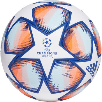 adidas UCL Finale 20 Pro Ball Weiss
