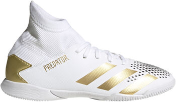 adidas Predator Mutator 20.3 IN Fussballschuh Weiss
