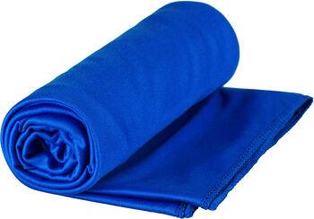 Sea to Summit Pocket Towel Reisehandtuch Blau