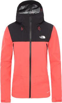 The North Face TENTE veste de pluie Femmes Rouge