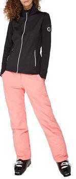 McKINLEY Darnita Full-Zip Shirtshirt langarm Damen Schwarz