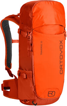 ORTOVOX TRAVERSE 30 Kletterrucksack Herren Orange