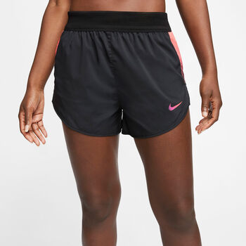Nike Runway Short running Femmes Noir