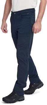 MAMMUT Zinal Guide Pantalon de marche Hommes Bleu