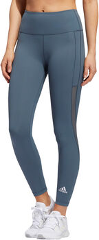 adidas Alphaskin HEAT.RDY 7/8-Tights Damen Blau