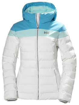 Helly Hansen IMPERIAL PUFFY Skijacke Damen Weiss