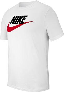 Nike Nsw Icon Futura T-Shirt Herren Weiss