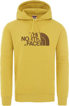 The North Face Drew Peak Hoody Herren Gelb