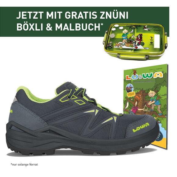 INNOX PRO GTX LO LACING Outdoor-Schuh