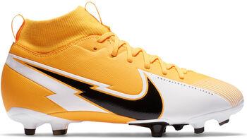 Nike JR SUPERFLY 7 ACADEMY FG/MG chaussure de football  Orange