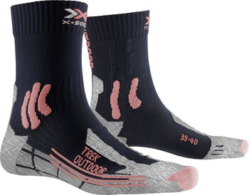 X-Socks TREK OUTDOOR Wandersocken Damen Blau