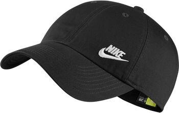 Nike Sportswear Heritage86 Cap Femmes Noir