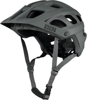 iXS Trail EVO Bikehelm Grau