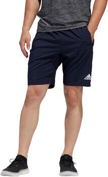 adidas 4KRFT 3-Streifen 9-Inch Shorts Herren Blau