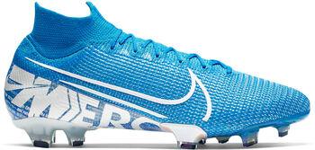 Nike MERCURIAL SUPERFLY 7 ELITE FG Fussballschuh Herren Blau