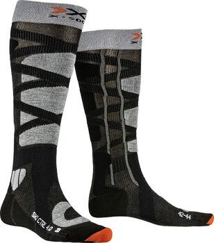 X-Socks SKI CONTROL 4.0 chaussettes de ski Hommes Gris